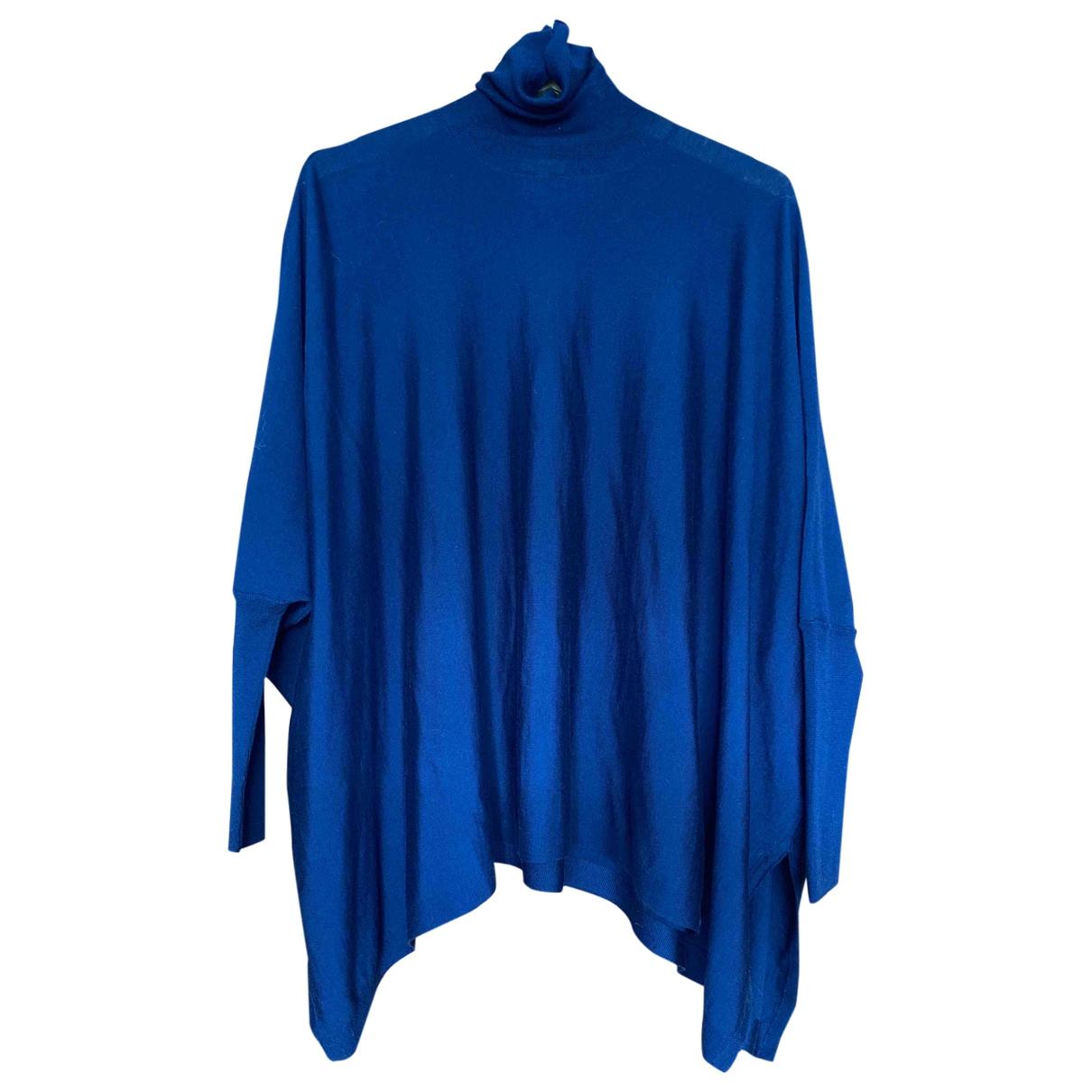 Parosh \N Blue Wool Knitwear for Women M International