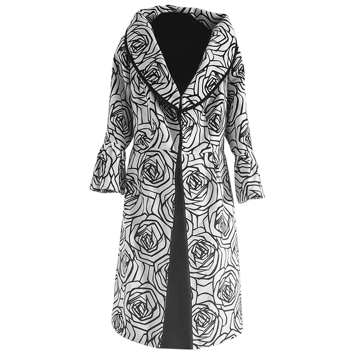 Non Signé / Unsigned \N Multicolour coat for Women 44 IT