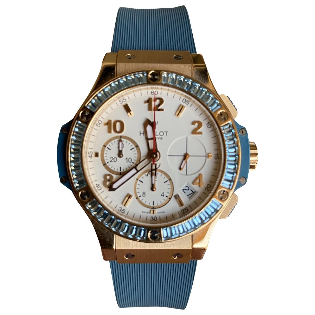 Hublot Big Bang  Yellow gold watch for Women \N
