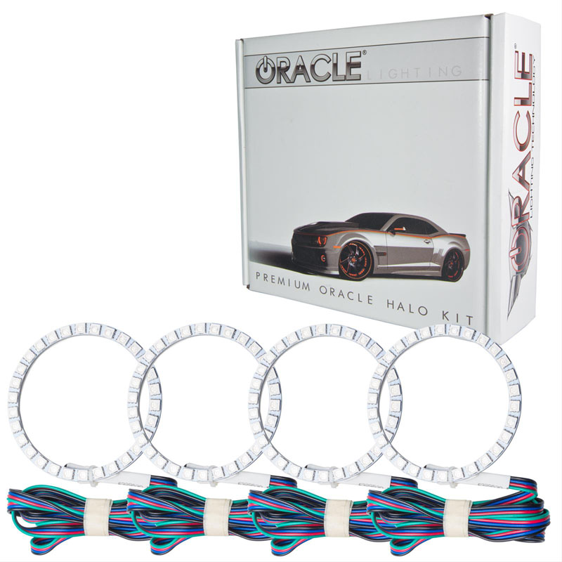 Oracle Lighting 2211-334 Bentley Continental GT 2004-2009 ORACLE ColorSHIFT Halo Kit