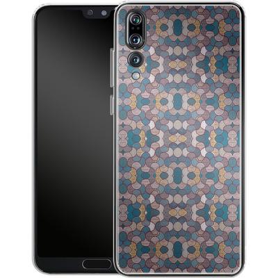 Huawei P20 Pro Silikon Handyhuelle - Lyon 01 von Daniel Martin Diaz