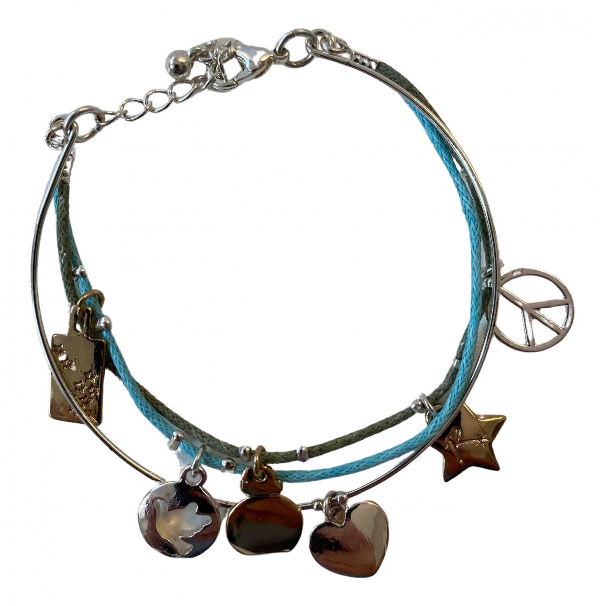 Reminiscence - Bracelet   pour femme en plaque argent - argente