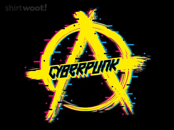 Cyber Punk T Shirt