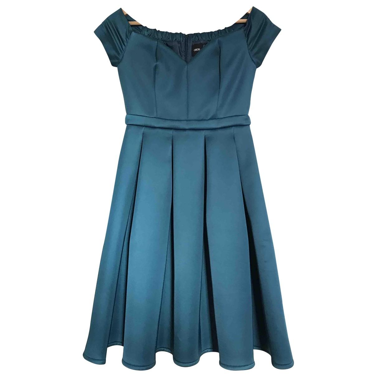 Asos - Robe   pour femme - vert