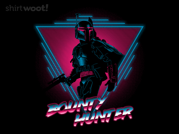 Retro Hunter T Shirt