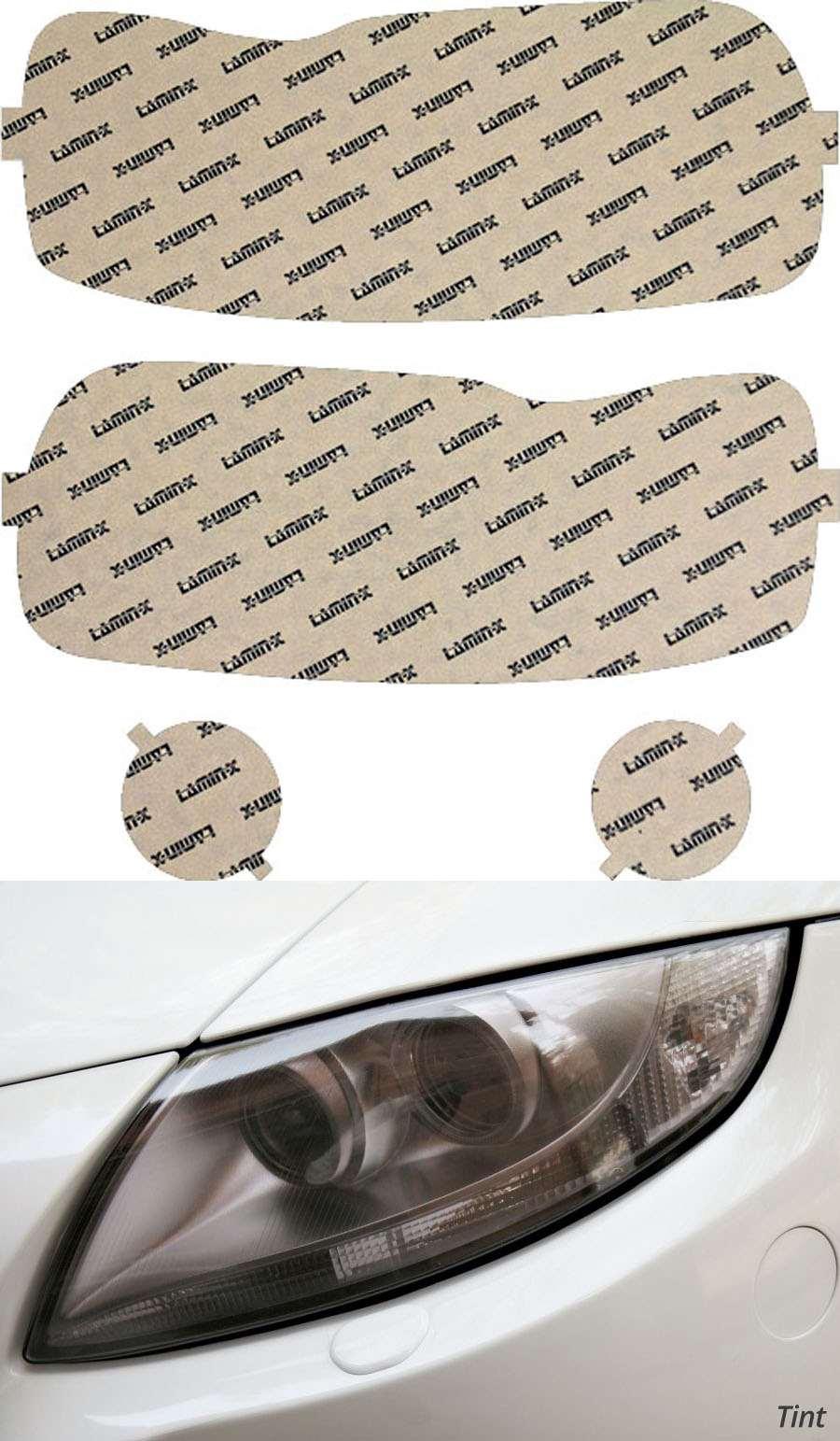 Ford Escape 05-07 Tint Headlight Covers Lamin-X F505T
