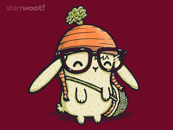 Ironic Bunny Remix T Shirt