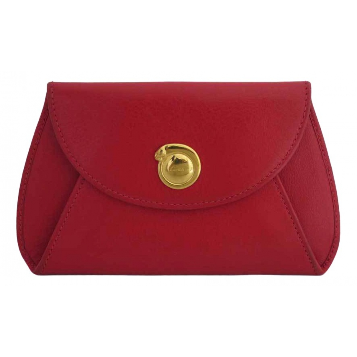 Cartier \N Red Leather Purses, wallet & cases for Women \N