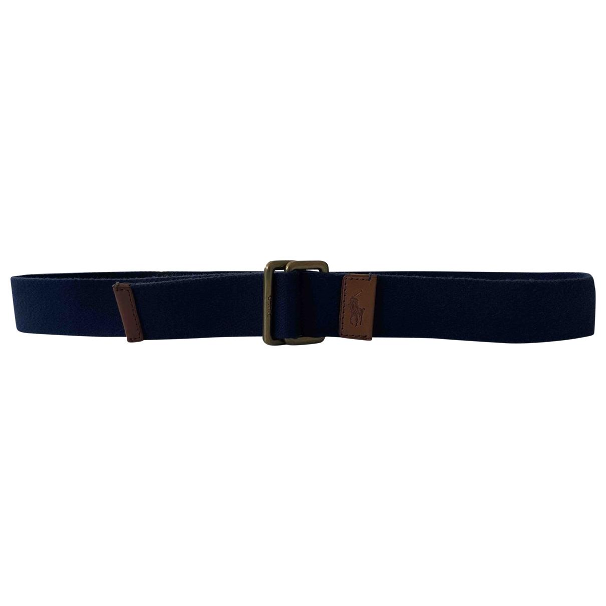 Cinturon de Lona Polo Ralph Lauren