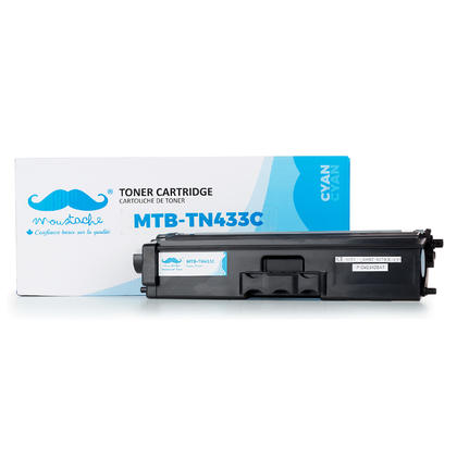 Compatible Brother MFC-L8900CDW Cyan Toner Cartridge