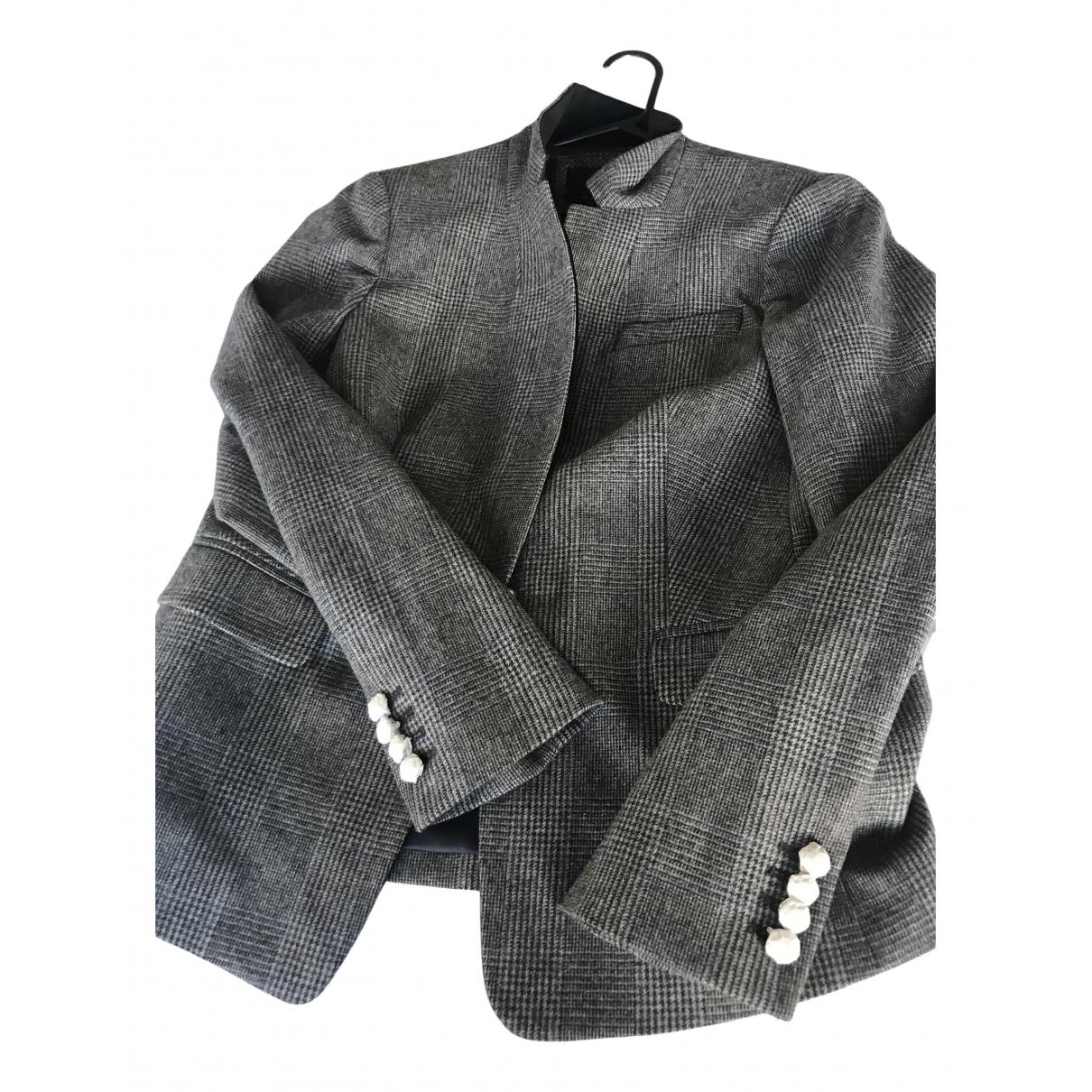 J.crew N Multicolour Wool jacket for Women 14-16 US
