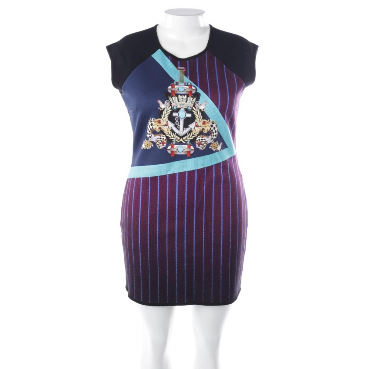 Mary Katrantzou \N Kleid in  Bunt Wolle