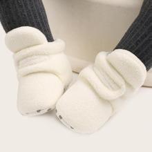 Baby Jungen Warme Stiefel mit Klettverschluss