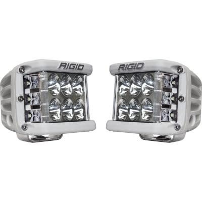 RIGID Dually Side Shooter LED Driving Light Cube-862313
