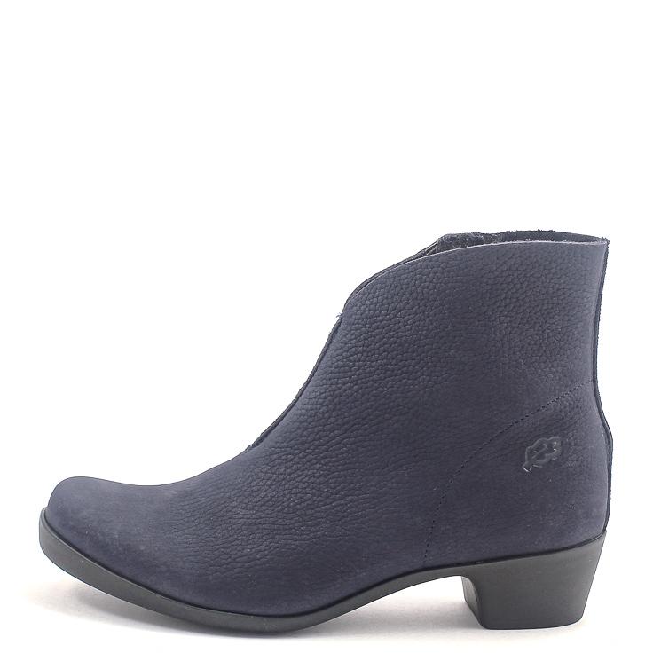 Loints of Holland, 33511 Opera Wijdte Women's Bootees, dark blue Größe 42
