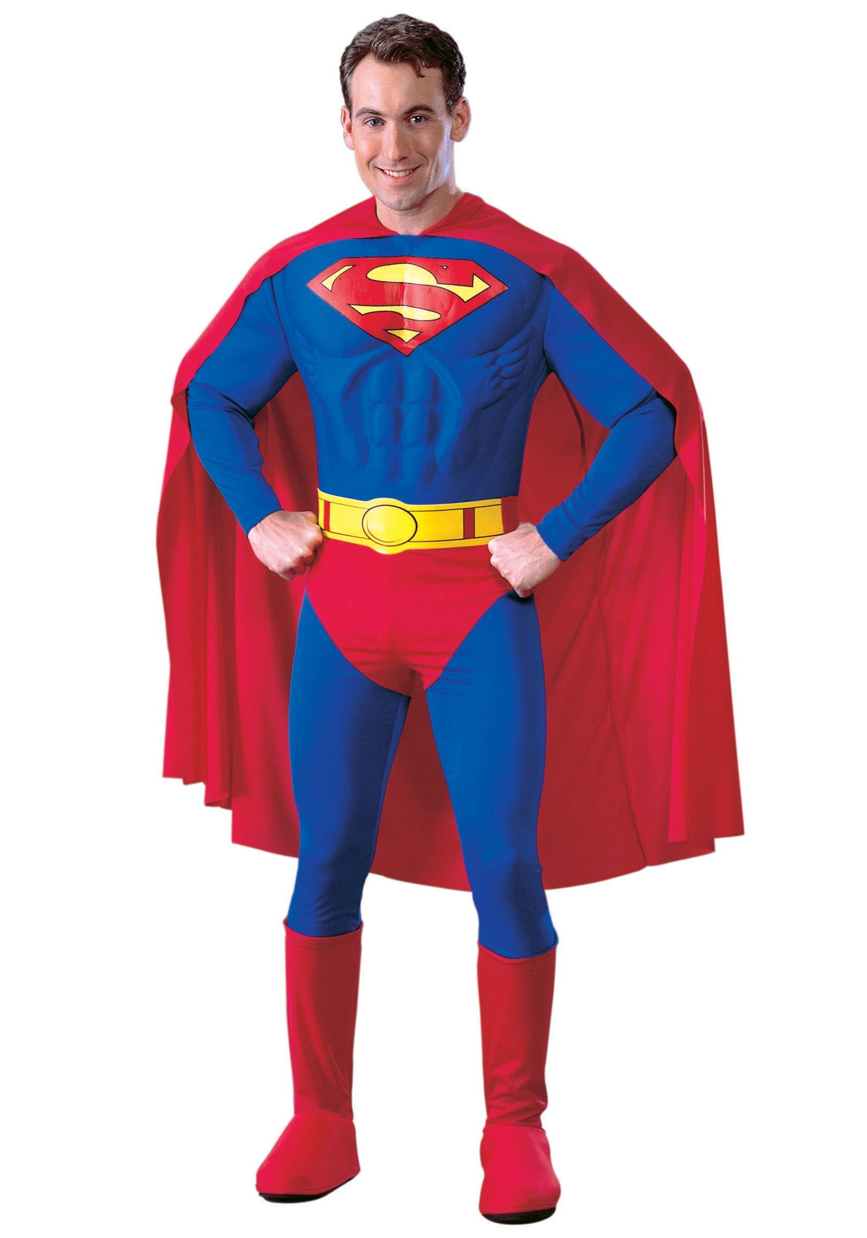 Superman Movie Costume