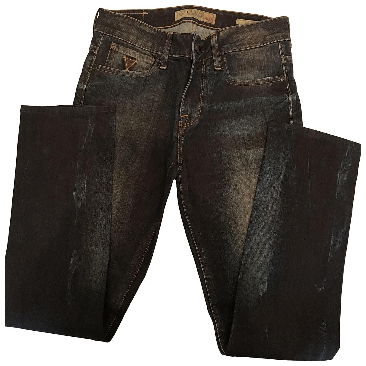 Guess \N Denim - Jeans Jeans for Women 40 FR