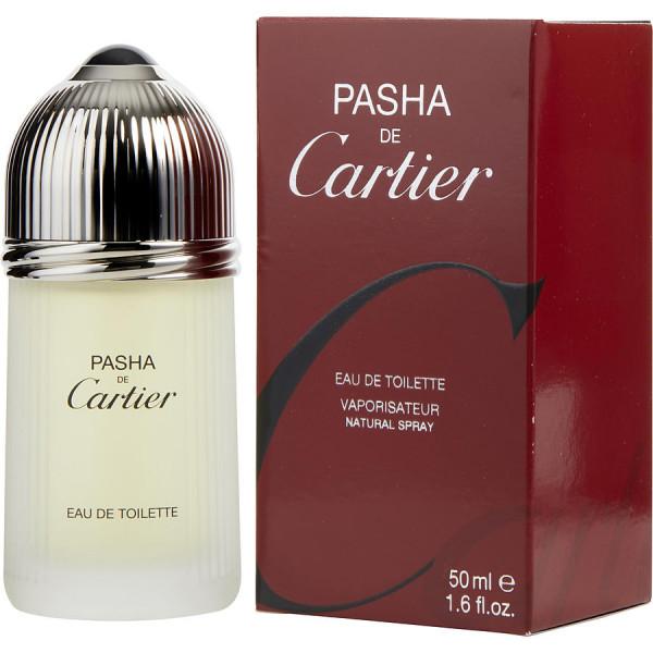 Pasha - Cartier Eau de Toilette Spray 50 ML