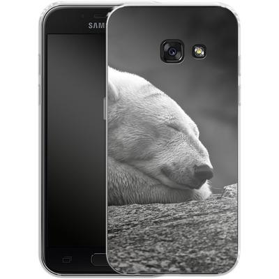 Samsung Galaxy A3 (2017) Silikon Handyhuelle - Polar Bear von caseable Designs