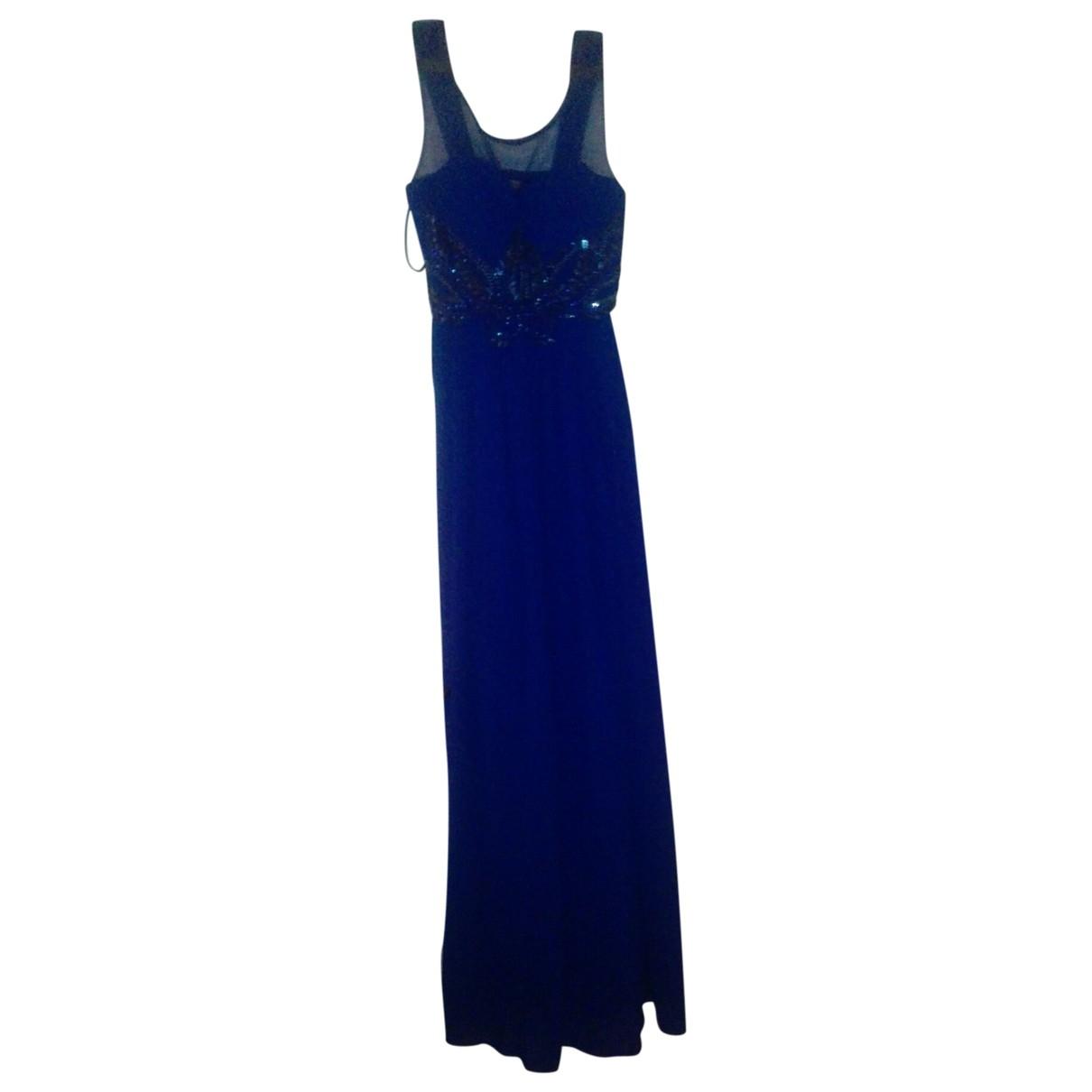 Autre Marque \N Kleid in  Blau Synthetik