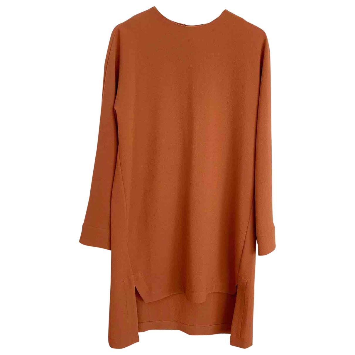 Mr. Larkin - Robe   pour femme - orange