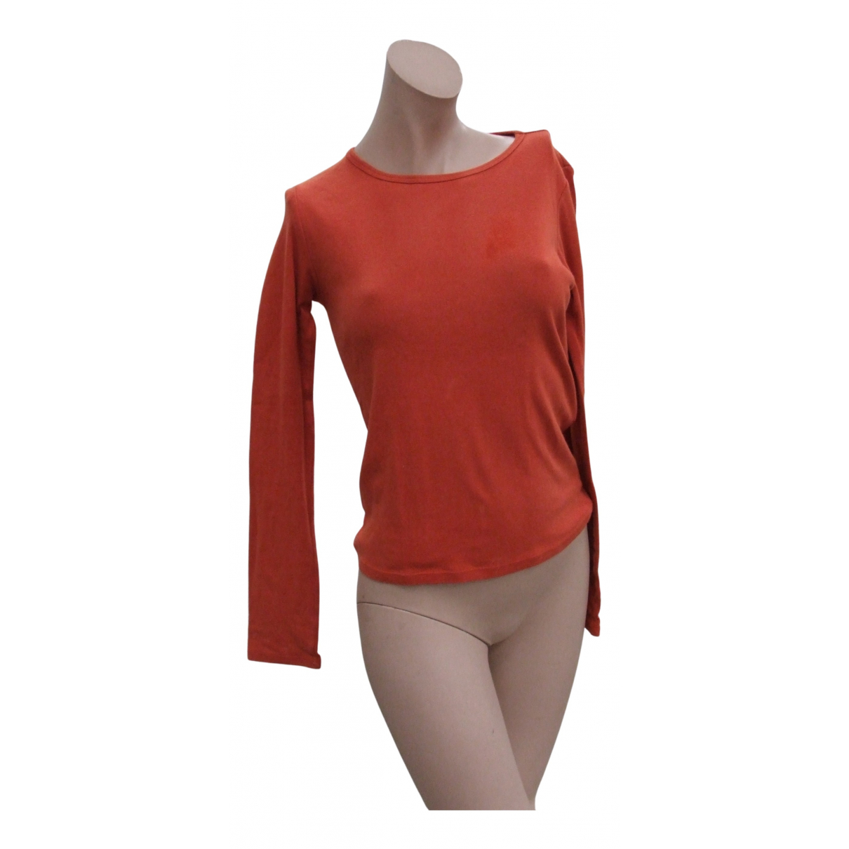Max & Co - Top   pour femme - orange