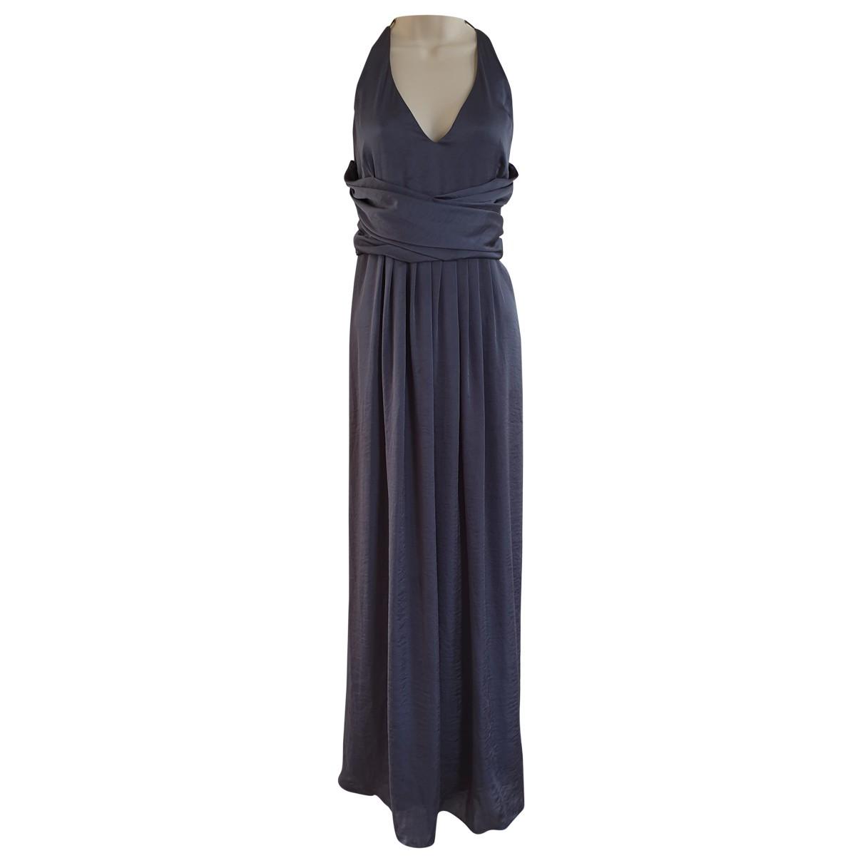 Hoss Intropia - Robe   pour femme - gris