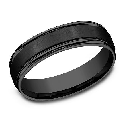6MM Titanium Band, 9 1/2 , No Color Family