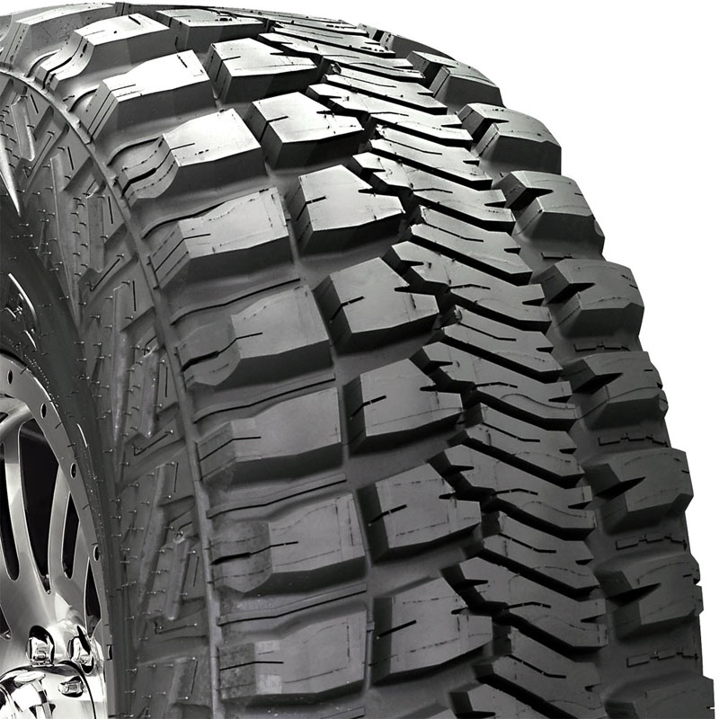 Goodyear DT-30680 Wrangler MTR with Kevlar LT245 70 R17 119Q E1 BSW