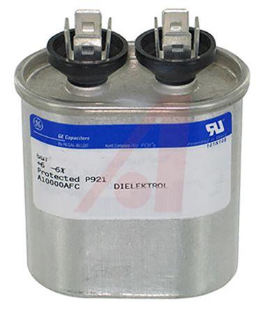 Genteq 25μF Polypropylene Capacitor PP 600V ac ±6% Tolerance GEM III 97F8200 Series