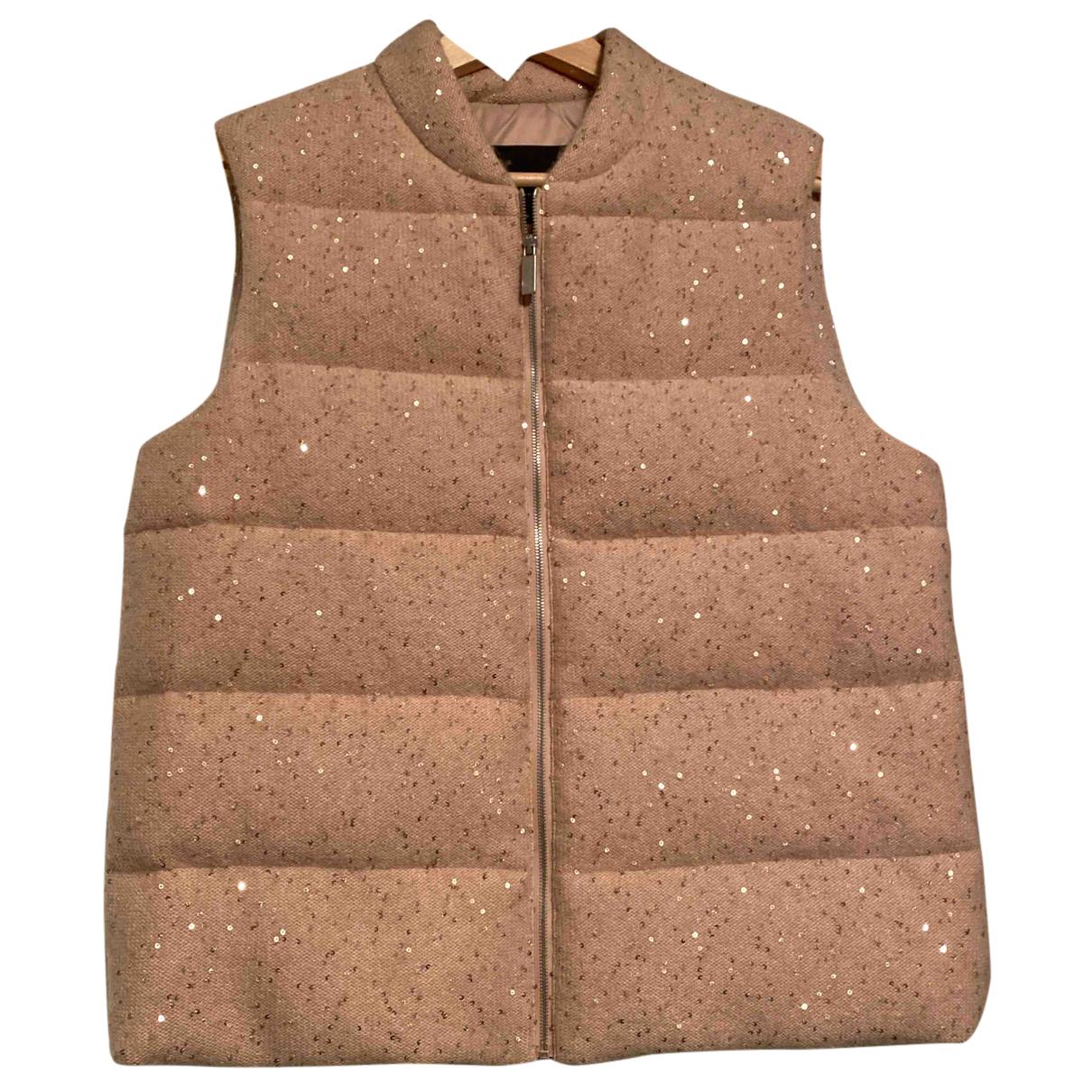 Fabiana Filippi N Pink Cashmere Knitwear for Women 40 IT