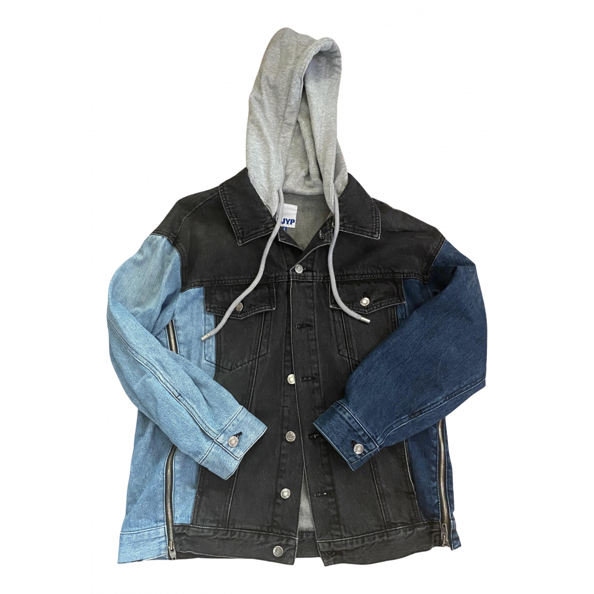 Sjyp \N Blue Denim - Jeans jacket for Women 36 FR