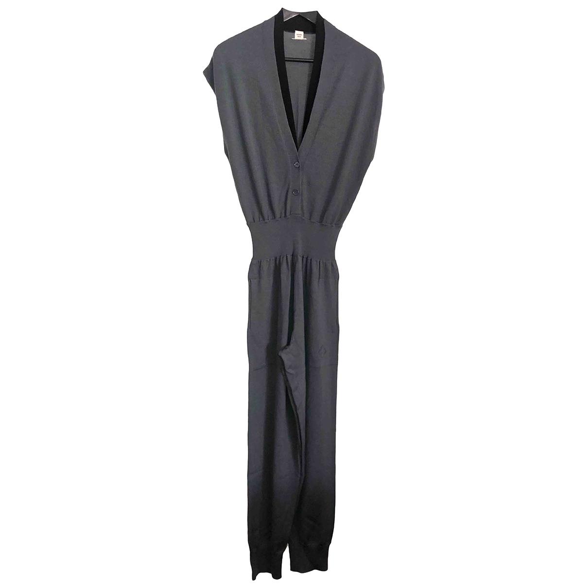 Hermes - Combinaison   pour femme en cachemire - gris