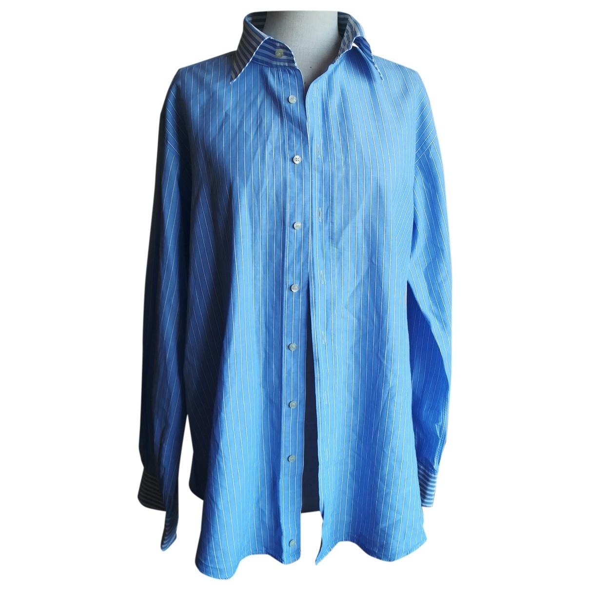Etro \N Hemden in Baumwolle
