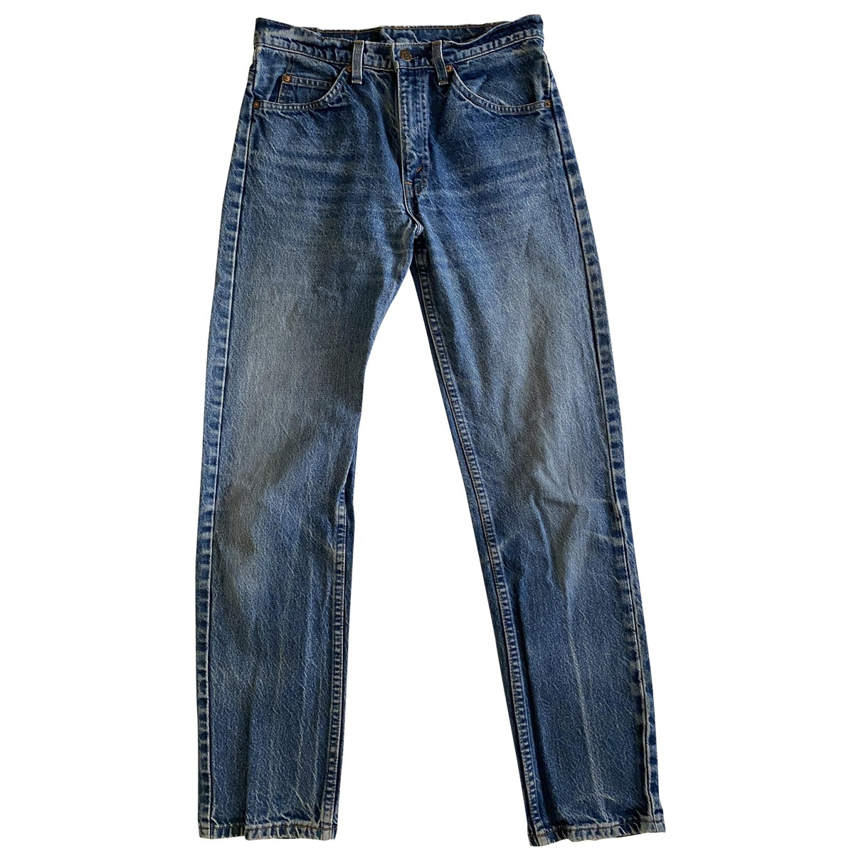 Levi's \N Blue Denim - Jeans Jeans for Women 31 US