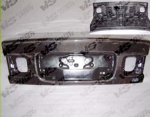 VIS Racing 96HDACC2DOE-020C Carbon Fiber OEM Trunk Lid Honda Accord 96-97