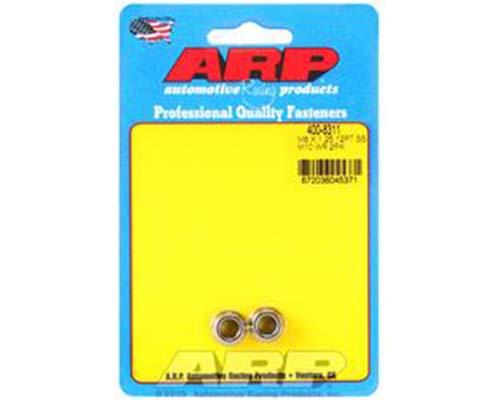 ARP M8 x 1.25 M10 WR 12pt Stainless Steel Nut Kit