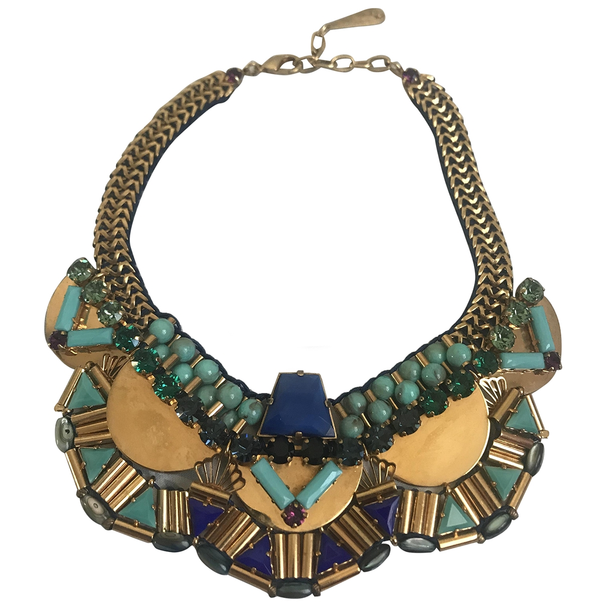 Reminiscence \N Kette in  Gold Metall