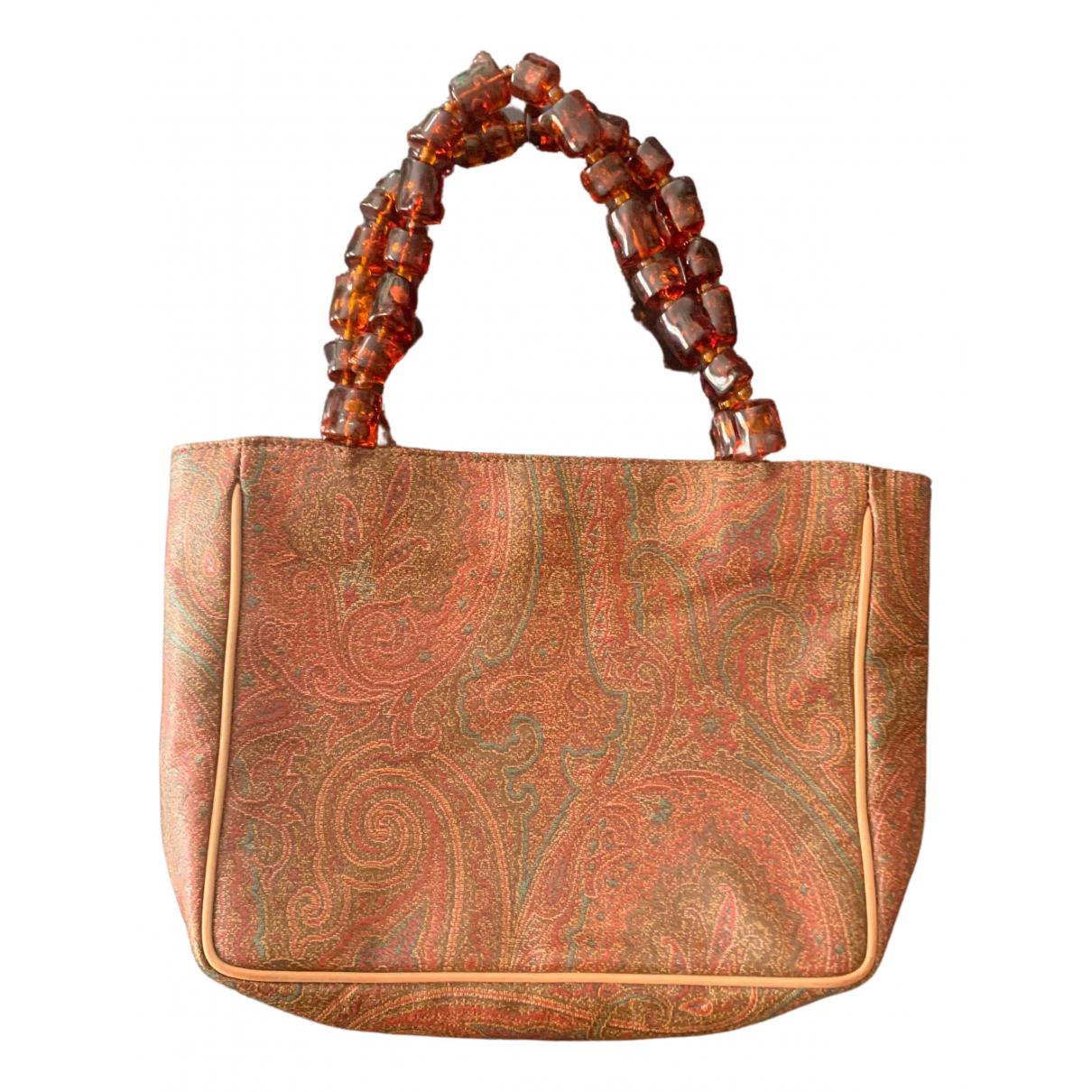 Etro \N Multicolour Cloth handbag for Women \N