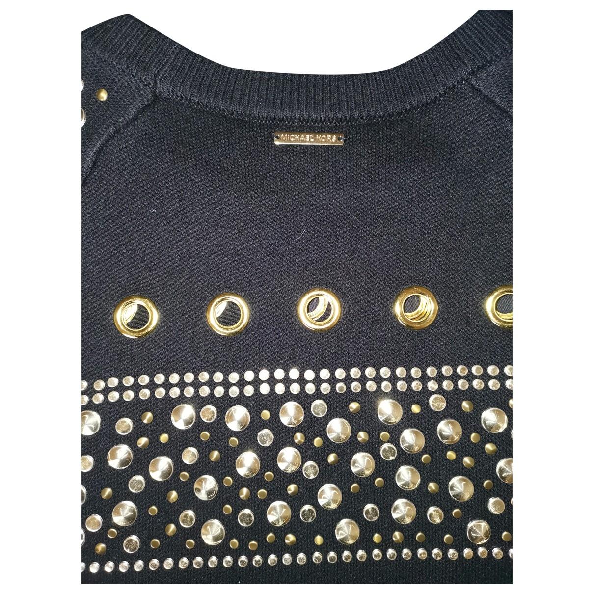 Michael Kors \N Black Cotton Knitwear for Women XS International