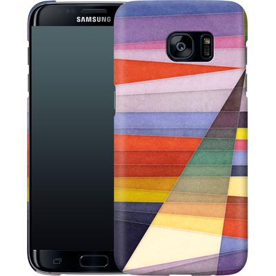 Samsung Galaxy S7 Edge Smartphone Huelle - You Were Trying Too Hard von Georgiana Teseleanu