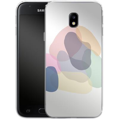 Samsung Galaxy J3 (2017) Silikon Handyhuelle - Colour Studies von Lucy Bohr