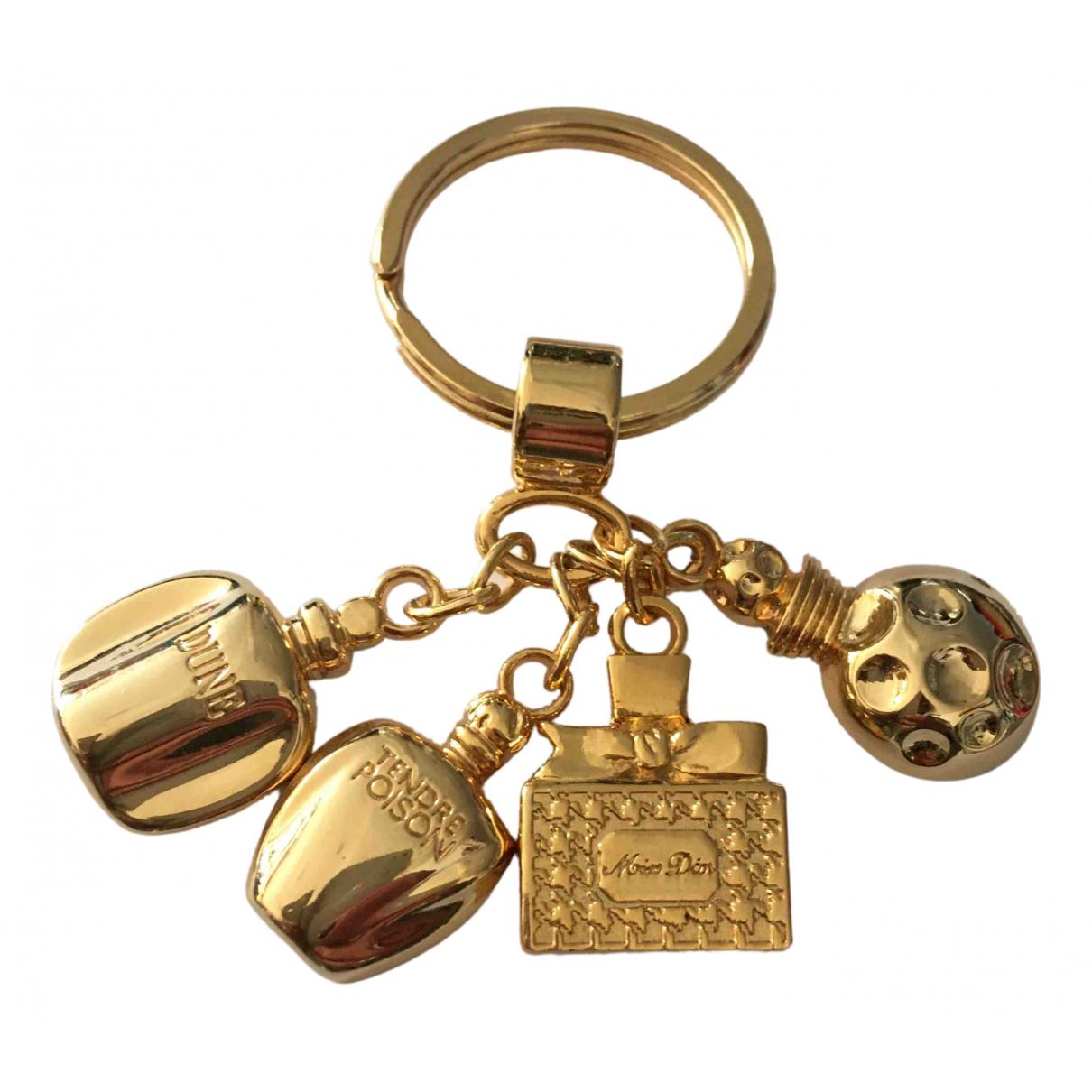 Dior \N Taschenschmuck in  Gold Metall