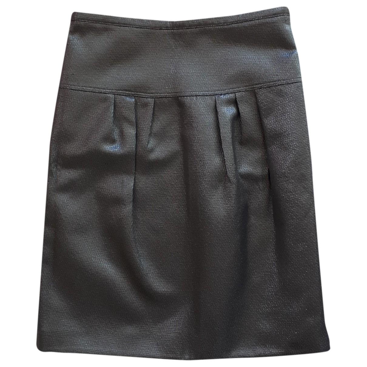 Burberry \N Metallic skirt for Women 6 UK
