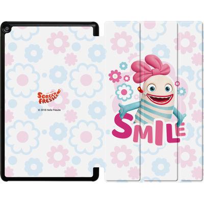 Amazon Fire HD 10 (2018) Tablet Smart Case - Sorgenfresser Smile von Sorgenfresser