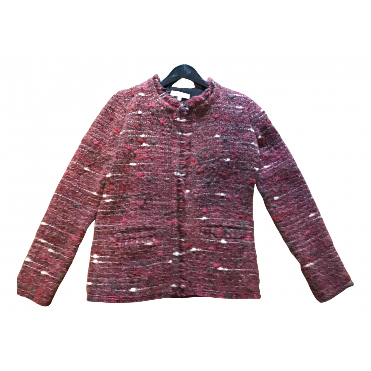 Iro N Multicolour Wool jacket for Women 36 FR