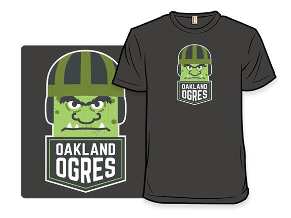 Oakland Ogres T Shirt