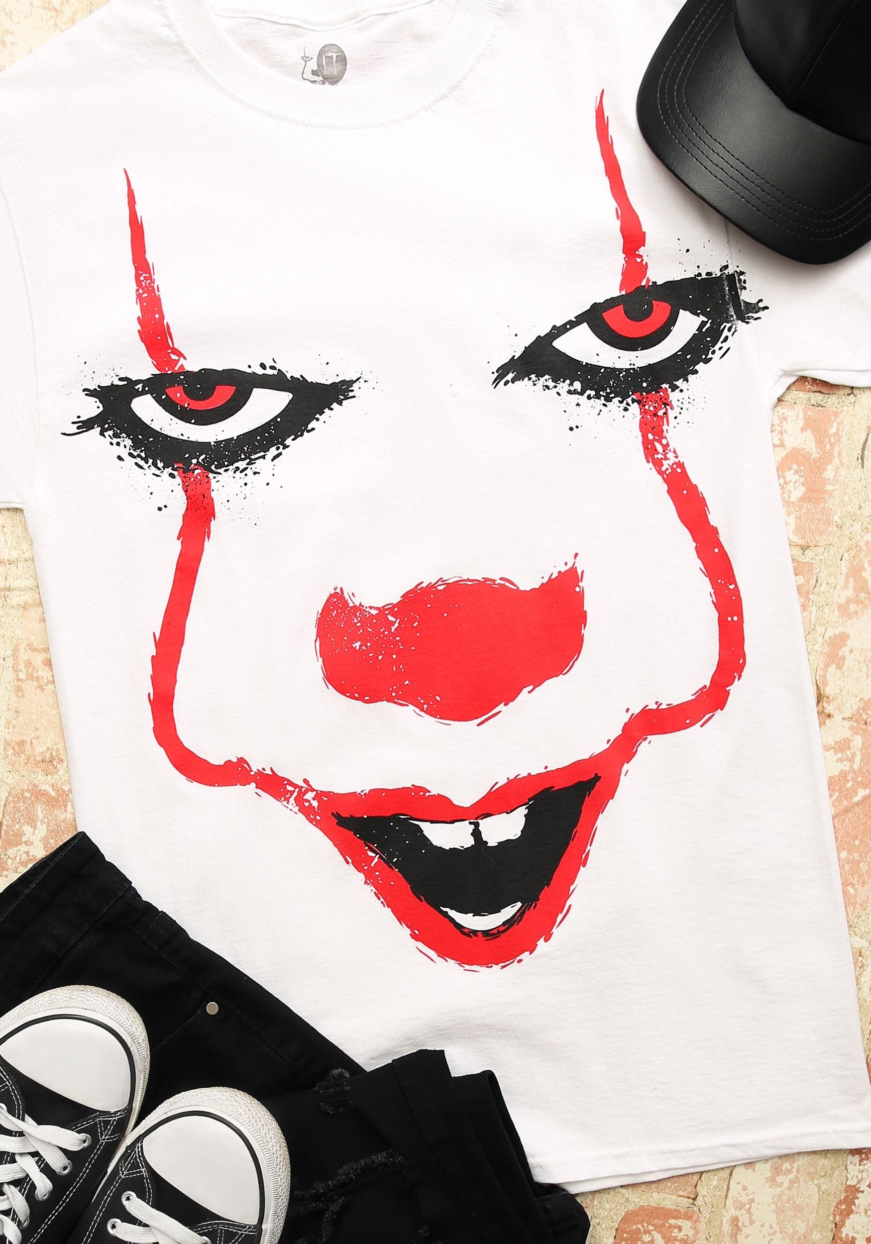 Men's Pennywise Splatter Face T-Shirt