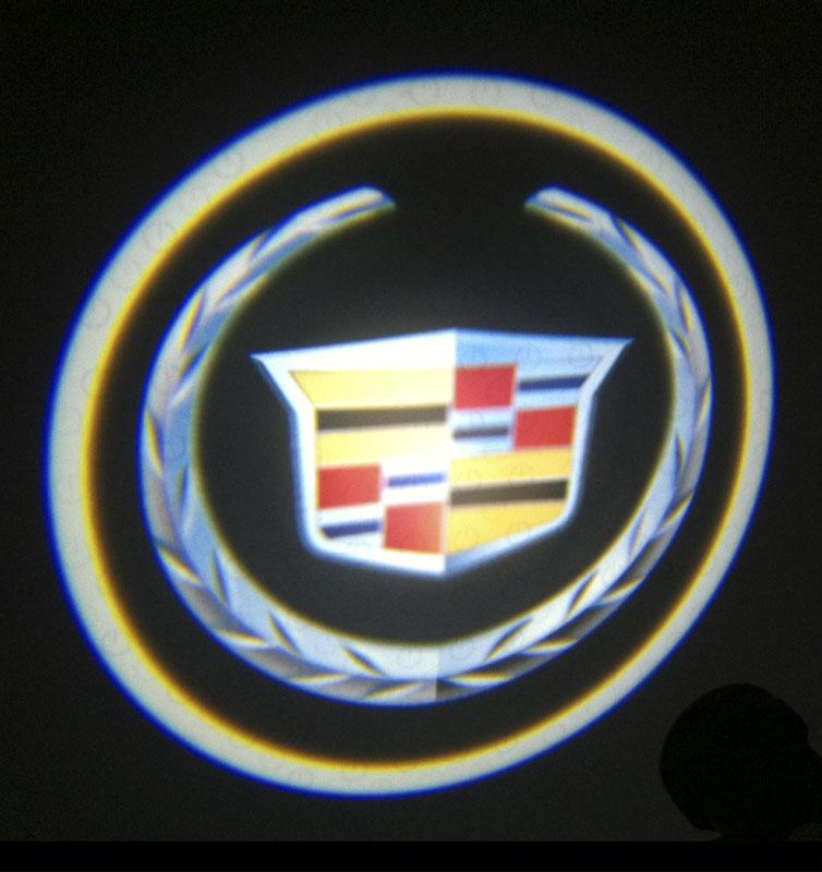Oracle Lighting 3333-504 ORACLE Door LED Projectors - Cadillac