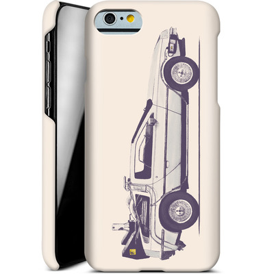 Apple iPhone 6 Smartphone Huelle - Delorean von Florent Bodart